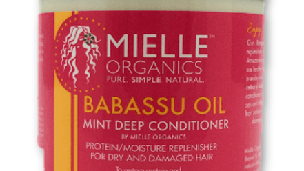 Mielle Babassu Oil Deep Conditioner