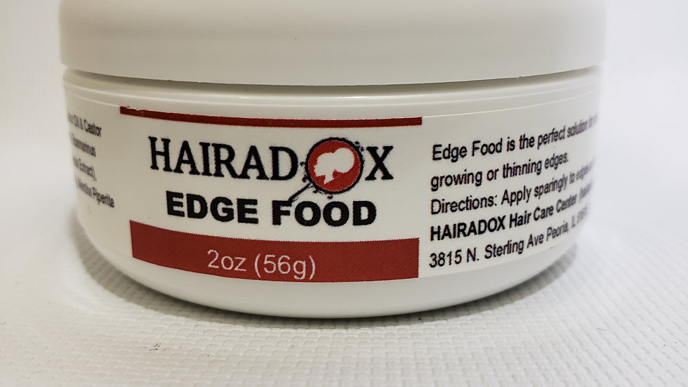 Hairodox Edge Food