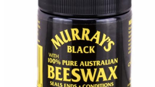 Murrays Black Beeswax 4oz