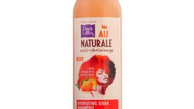 Au Naturale Anti-Shrinkage Hydrating Soak Shampoo with Mango Oil & Bamboo Milk
