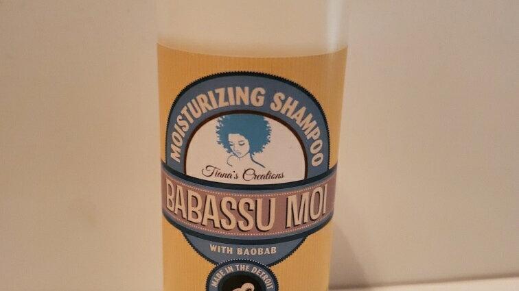 Babassu MOI Moisturizing Shampoo