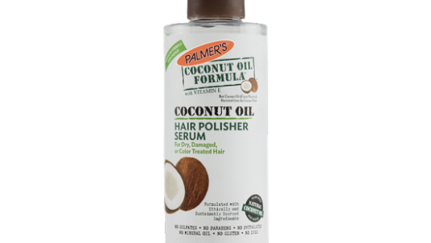 Palmers Coconut Oil Hair Polisher Serum 6oz