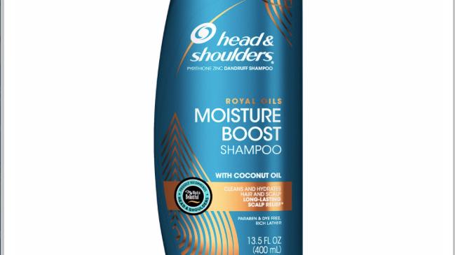 Head & Shoulders Royal Oils Shampoo Moisture Boost 13.5oz