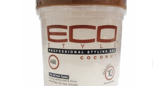 ECO Style Coconut Oil Professional Styling Gel 16oz
