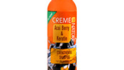 Creme Of Nature Acai Berry & Keratin Strengthening Shampoo 12oz