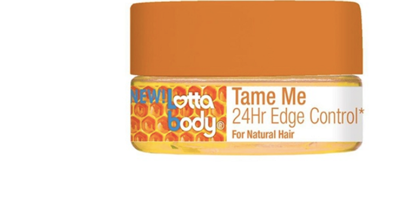 Lotta Body 24Hr Edge Control Milk & Honey 2.25oz Tame Me