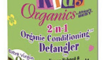 Kids Organics 2-n-1 Organic Conditioning Detangler