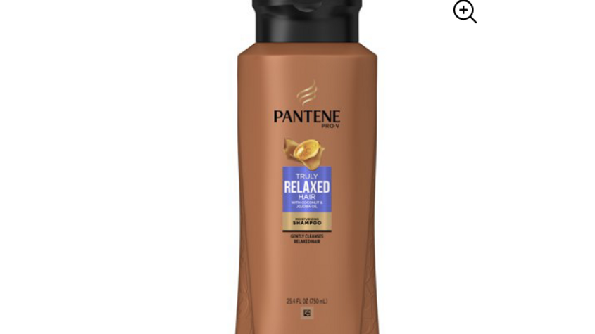 Pantene Truly Relaxed Shampoo Moisturizing 25.4oz