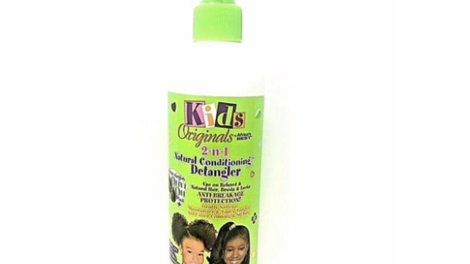 Kids 2N1 Natural Conditioning Detangler 12oz
