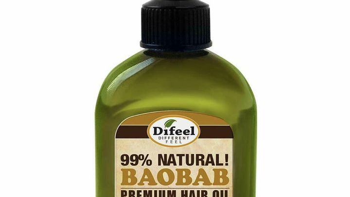 Mega Care Premium Natural Hair Oil 2.5oz - BAOBAB