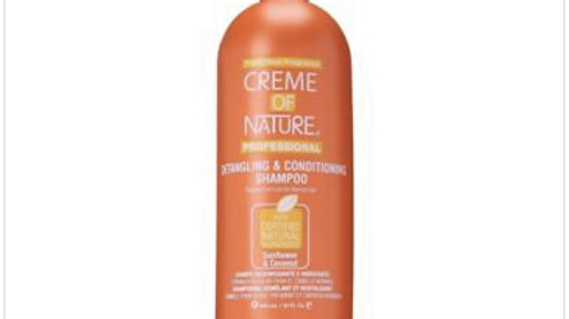 Creme of Nature Detangling & Conditioning Shampoo, 32 oz