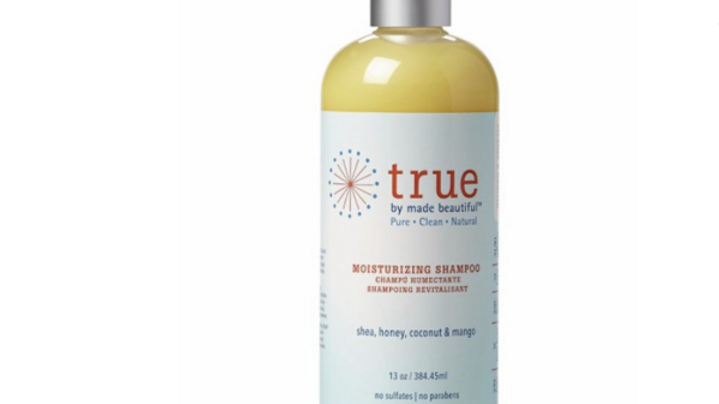 True by Made Beautiful Moisturizing Shampoo
