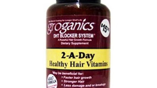 Groganics Two-A-Day Vitamins