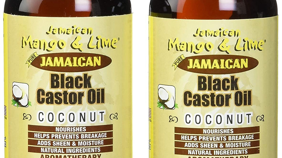 Jamaican Black Coconut Oil
