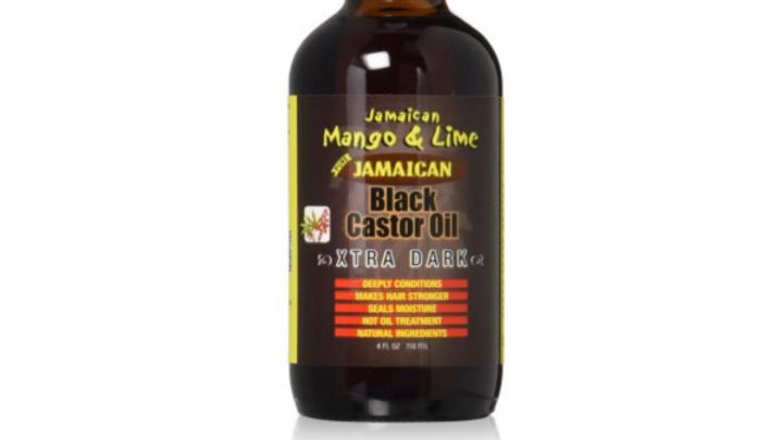 Jamaican Mango & Lime Xtra Dark Jamaican Black Castor Oil 4 oz