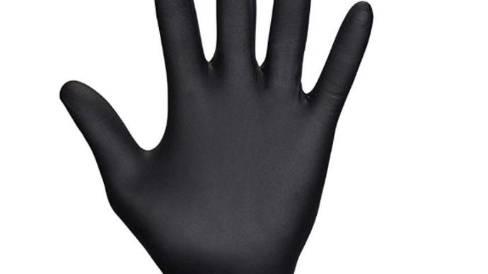 Disposable Vinyl Gloves 6 Gloves XL