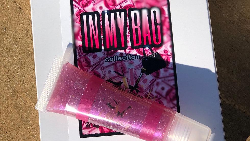 Pink Drip Lipgloss