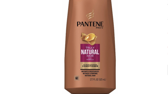 Pantene Truly Natural Co-Wash Conditioner 17.7oz