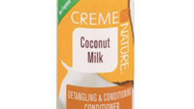 Creme of Nature Detangling & Conditioning Conditioner with Coconut Milk, 12 oz