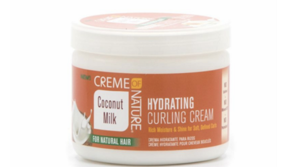 Creme of Nature Coconut Milk Curl Cream,11.5 oz