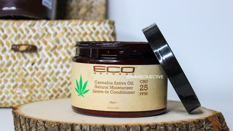 Eco Styler Cannabis Leave In Conditioner