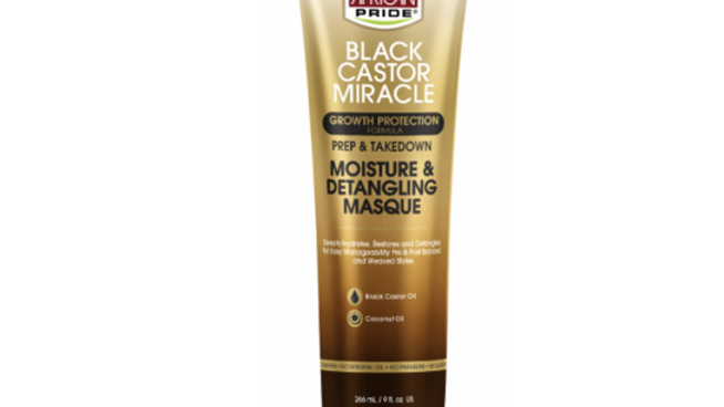 African Pride Moisture and Detangling Masque