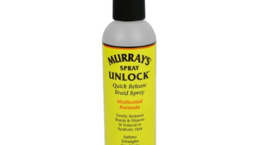 Murray's Spray Unlock Quick Release Braid Spray 8oz