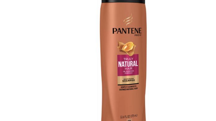 Pantene Truly Natural Shampoo 12.6oz
