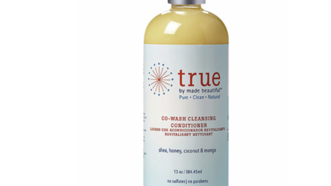 True by Made Beautiful Moisturizing Co-Wash Cleansing Conditioner
