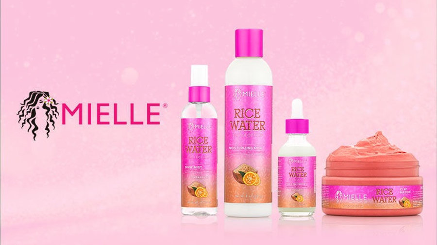 Mielle Rice Water Line