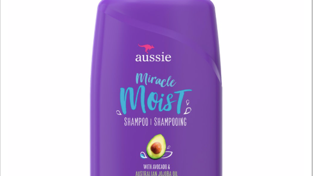 Aussie Shampoo Miracle Moist 26.2oz Pump