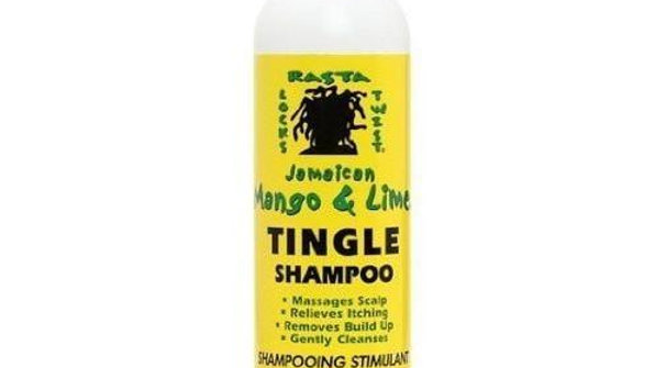 Jamaican and Lime Tingle Shampoo