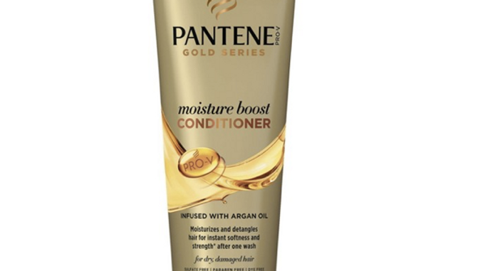 Pantene Gold Series Conditioner Moist Boost 8.4oz