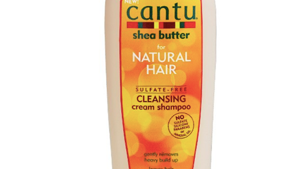 Cantu Natural Hair Shampoo Cleansing 13.5oz(Sulfate-Free)