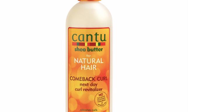 Cantu Natural Hair Comeback Curl Revitalizer 12oz Pump