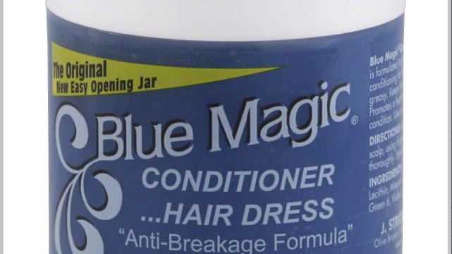 Blue Magic Conditioner Hairdress 12oz Jar