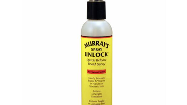 Murray's Spray Unlock Quick Release Braid Spray 8oz
