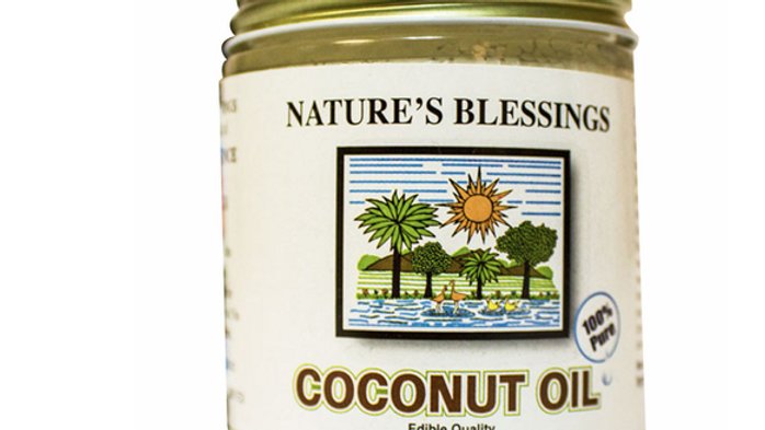 Nature's Blessing Coconut Oil