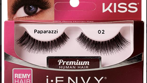 Kiss Fashion Eyelashes Color : KPE17-Paparazzi 02