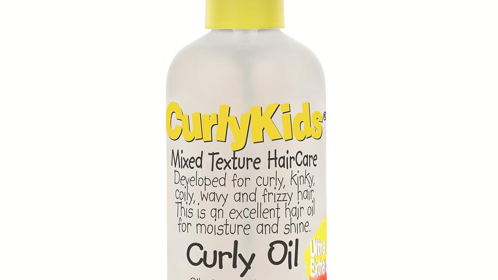 Curly Kids Oil Spray