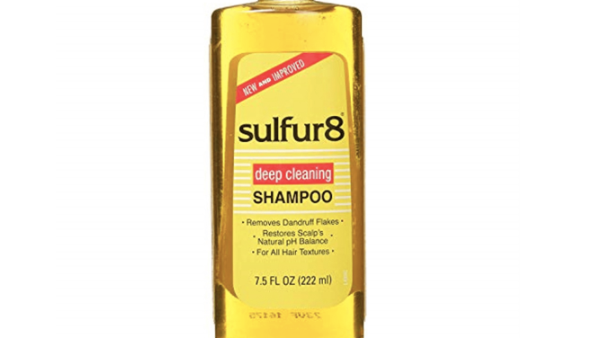 Sulfur 8 Deep Cleansing Shampoo