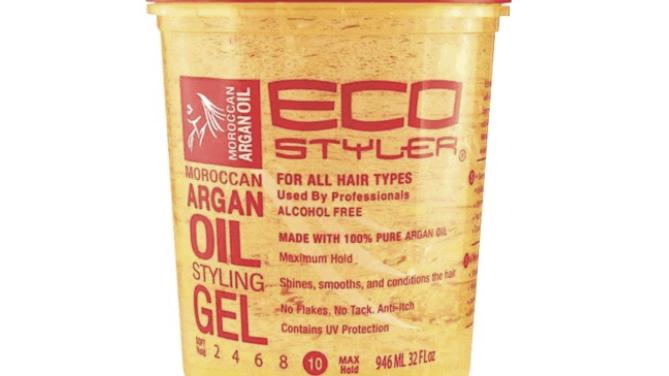 Eco Styler Argan Oil Styling Gel 80oz