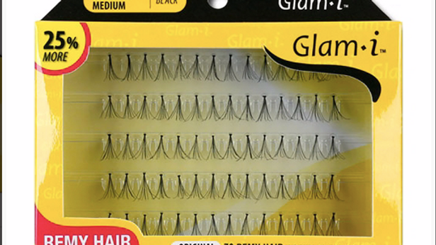 Glam-i 70 Individual Lashes Remy Hair Original