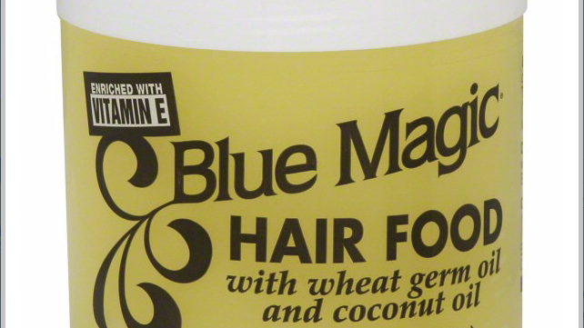 Blue Magic Hair Food Oil 12oz Jar