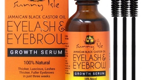 Sunny Isle JBCO Lash and Brow Serum