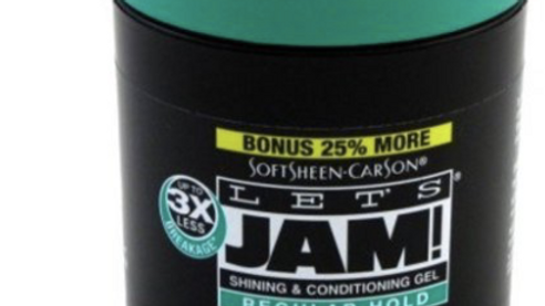 Lets Jam Condition and shine gel regular hold 5.5oz jar