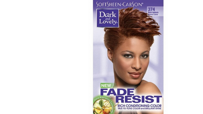 Dark and Lovely Fade Resist (Rich Auburn)