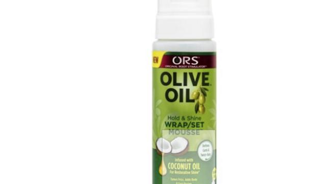 ORS Olive Oil Wrap Set Mousse