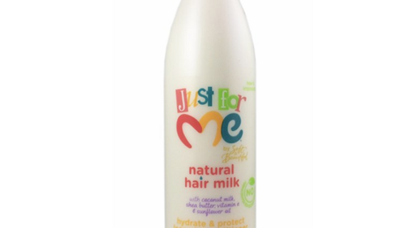 Just For Me Hair Milk Leave-In Conditioner 10oz Hydrate