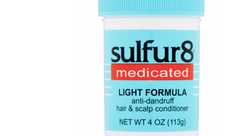 Sulfur 8 Light Formula Hair & Scalp Conditioner